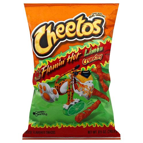 Cheetos Flamin Hot Limón