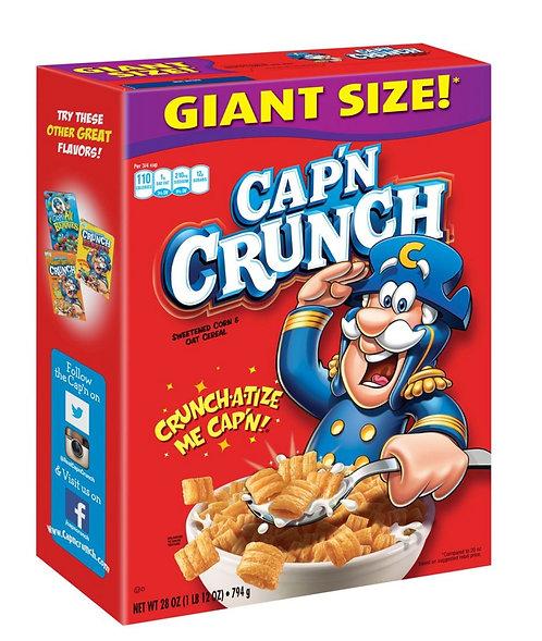 Cap'n Crunch GIANT SIZE