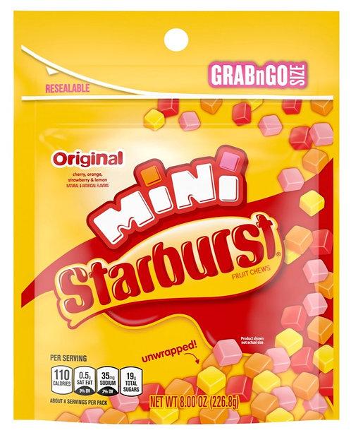 Mini Starburst Sabor Original