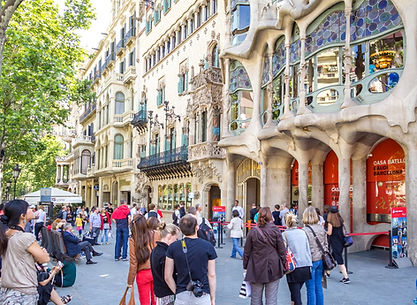 BARCELONA CITY TOUR WITH PORT, AIRPORT OR HOTEL PICK UP