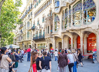 CITY TOUR DE BARCELONA CON RECOGIDA EN EL PUERTO, AEROPUERTO U HOTEL