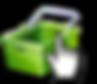icone compra verde