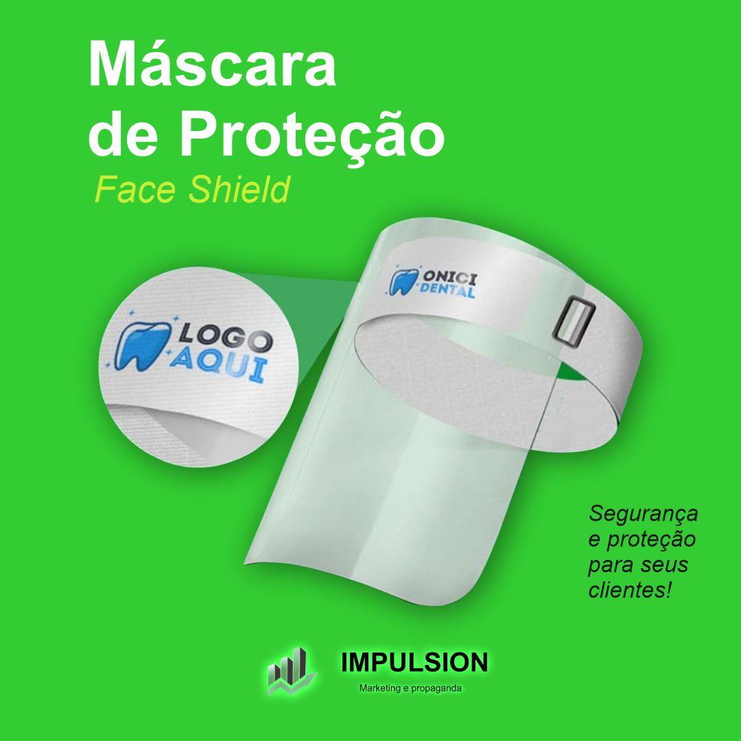 Máscara Protetora Face Shield