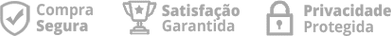 icone-compra-segura cor cinza- icone trofeu satisfação garantida- cor zinza e branco-icone cadeado- privacidade protegida cor cinza
