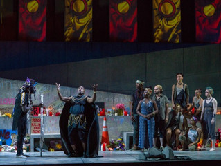 Classical Theatre of Harlem Puts An Afropunk Spin on ANTIGONE