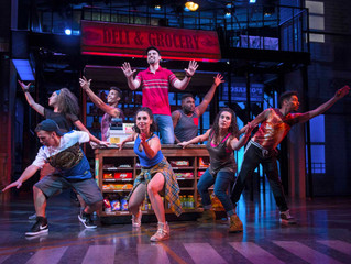 """""""Ryan Alvarado's Usnavi is instantly likeable and easy to root for..."""""""