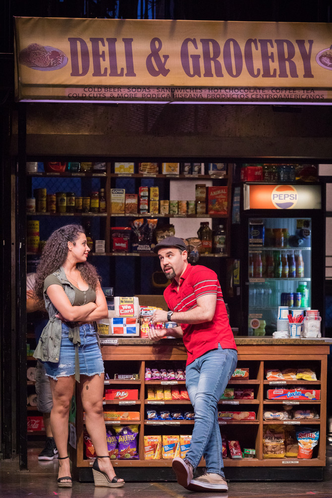 Photo Flash: IN THE HEIGHTS Heats Up Summer At Portland Center Stage