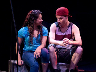 """Ryan Alvarado, who plays Sonny, brings a strong sense of comedy to his role as cousin and summ"