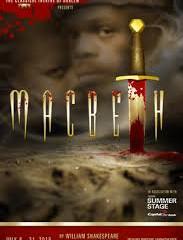 Classical Theatre of Harlem to Present MACBETH, 7/8-31