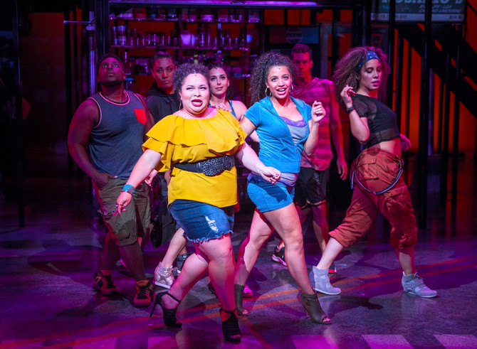 Watch Milwaukee Repertory Theater's In the Heights