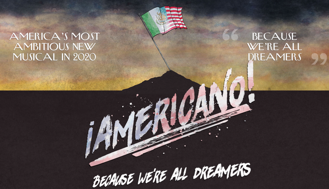 """""""As our country again is embroiled in debates about immigration along comes ¡Americano! It expl"""