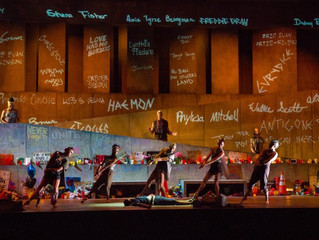 See the Classical Theatre of Harlem Production of Antigone