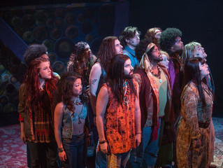 Review: 'Hair' hits right heights at Seacoast Repertory Theatre