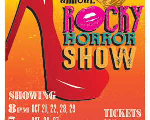 THE ROCKY HORROR SHOW Returns to the Roxy Regional Theatre, Today