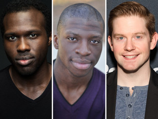 History Has Its Eyes on You! Joshua Henry, Michael Luwoye & Rory O'Malley Will Lead the Hami