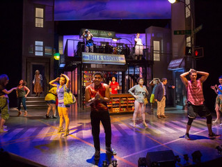 VIDEO: Check Out Rehearsal Clips of Milwaukee Rep's IN THE HEIGHTS