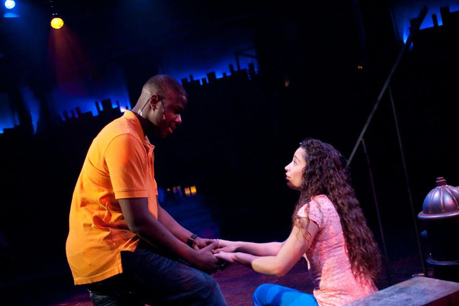 'In the Heights' at Toby's Dinner Theatre of Columbia