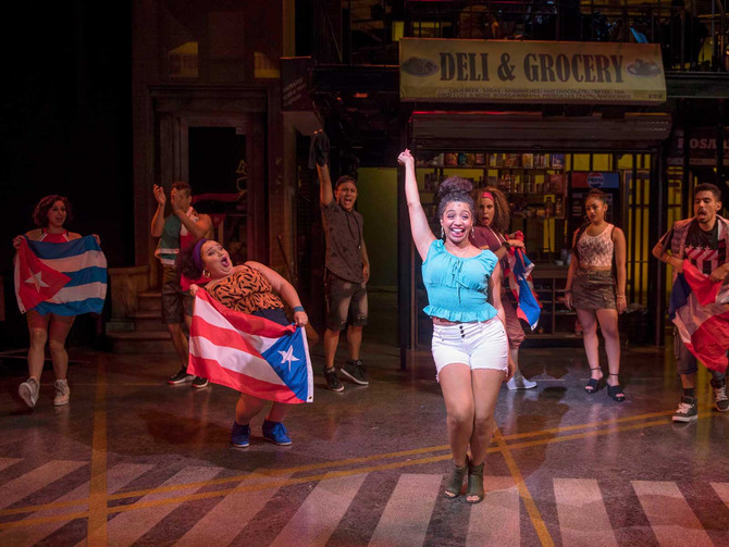 IN THE HEIGHTS Becomes Bestselling Musical In Milwaukee Rep History