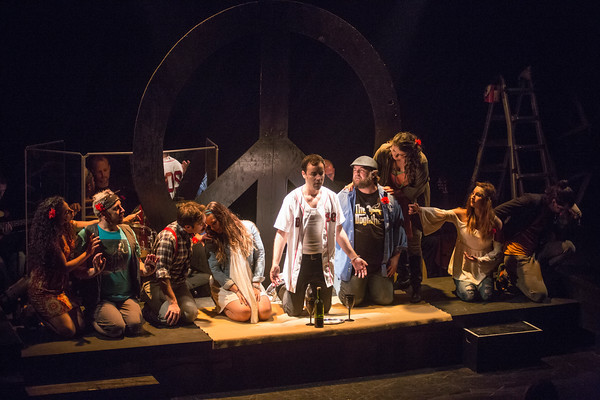 Seacoast Rep hits right chord with 'Godspell' production