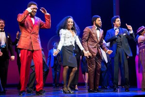 """MOTOWN THE MUSICAL National Tour Launches in Utica Tonight"" -BWW"