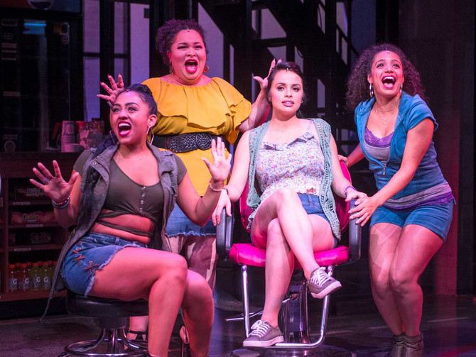 """""""In the Heights"""" a must see at Milwaukee Repertory Theater"""