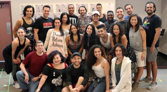 'In the Heights' performers see their lives reflected in the musical