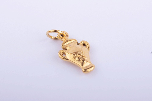 Pingente Quartinha Dourado PI6011