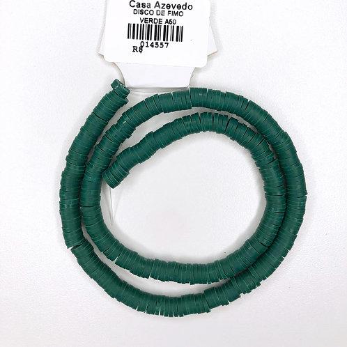 Fimo de Disco Verde A50 - 014557