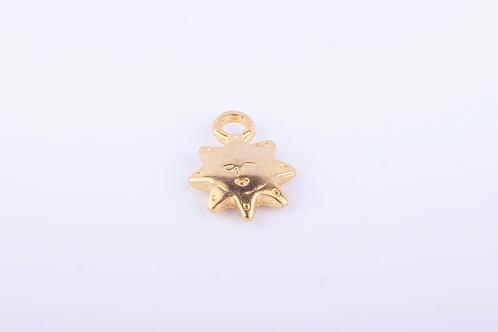 Pingente Solzinho Dourado PI0244