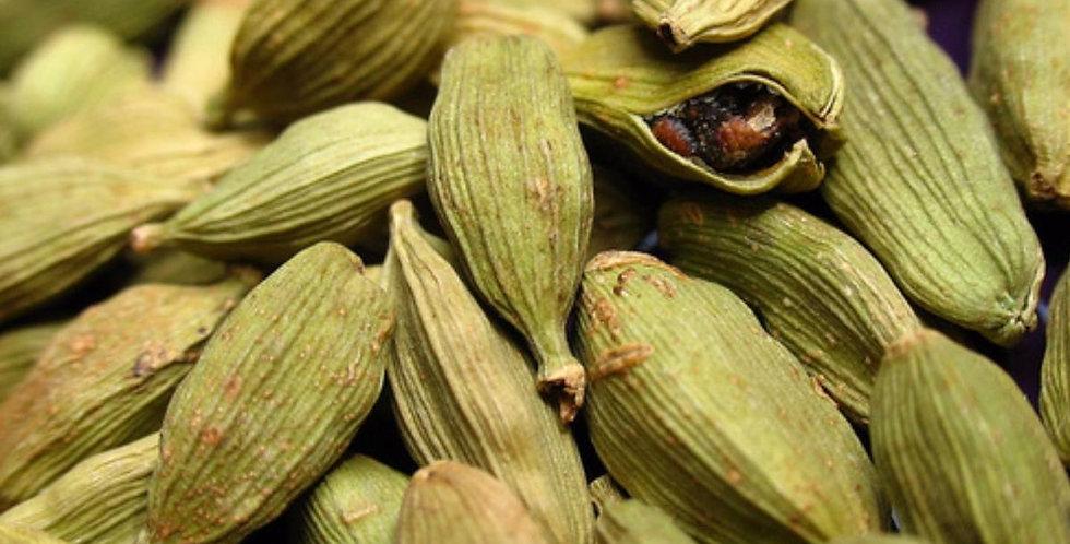 Organic Green Cardamom Seed Essence 15ml