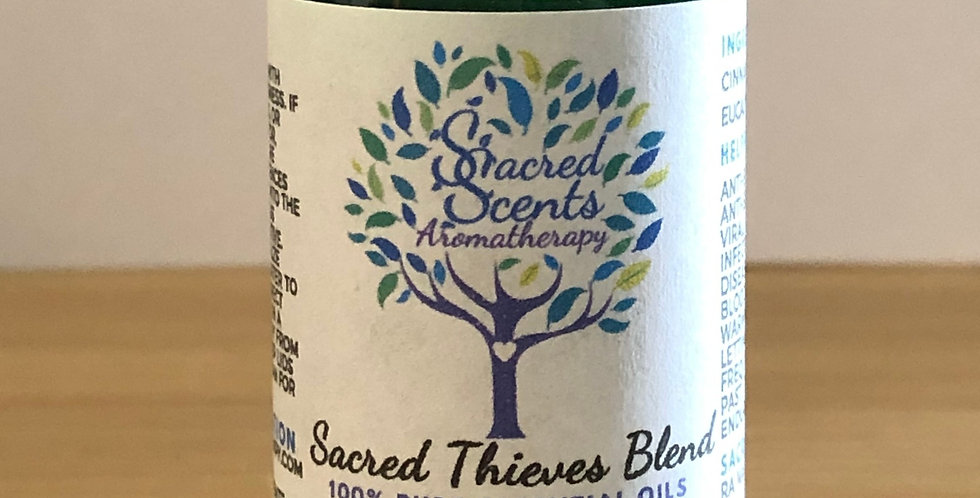 Organic Sacred Thieves Blend 15ml