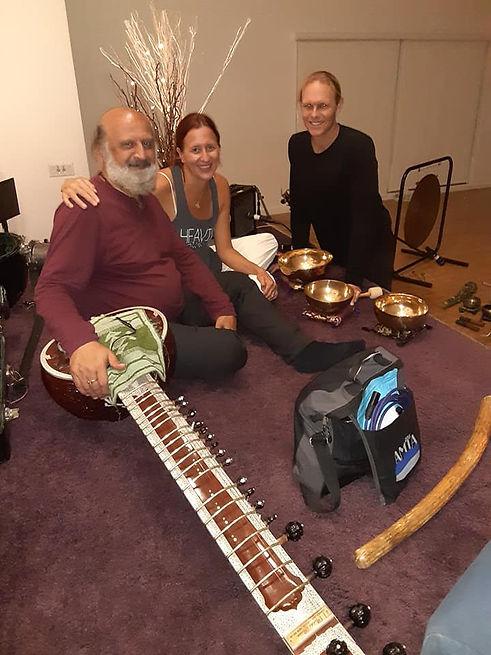 The Conscious Groove Shakti Naam Tuesday