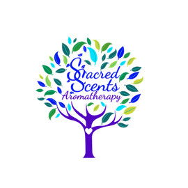 SSA High Res Blue Letter Purple Tree Log