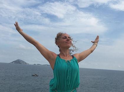 Dorcas Roman Restorative Yoga Naam Festi