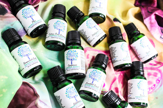 Sacred Scents Aromatherapy