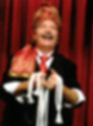"Magician Whit ""Pop"" Haydn"