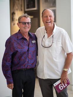 Gary Johnson & Jim Brown
