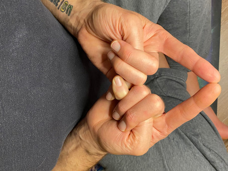 Mudra of the Month:  Healthy & Harmonized Love Relationships
