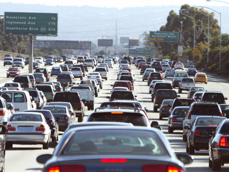 In 24 Years California Has Cut Toxic Air Pollution By 78%, Resulting in 82% Fewer Attributable Death