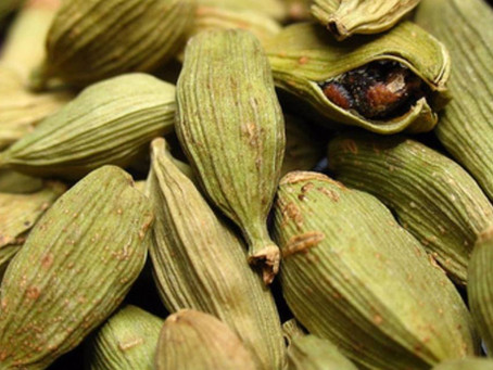 Essence of the Week:  Green Cardamom Seed