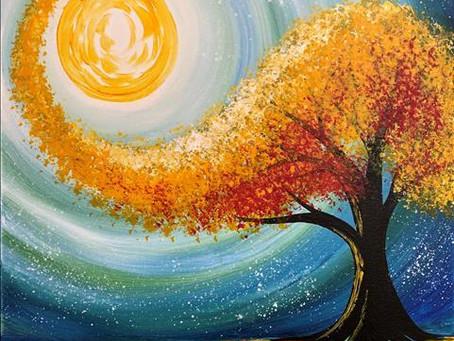 Harvest Moon of Autumn
