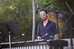 Alex Burke on Vibraphone