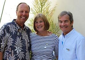 26 Mile Club-Jim & Joyce Brown & Steve M