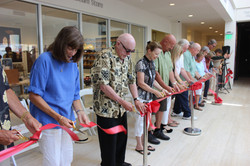 Ribbon Cutting of New Building 2016