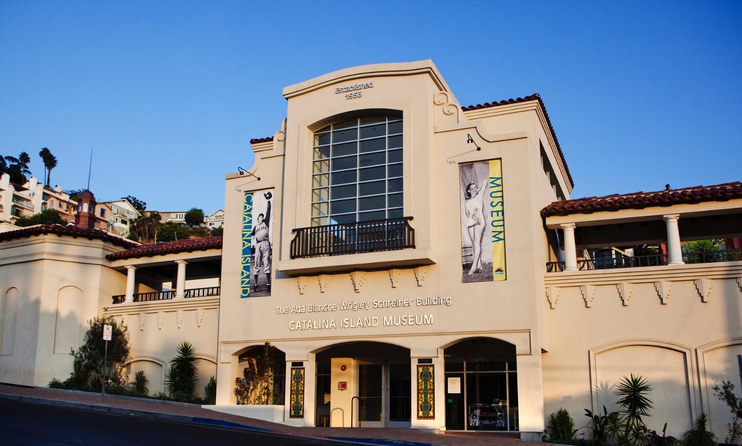 Catalina casino museum tour antique slot machine ebay