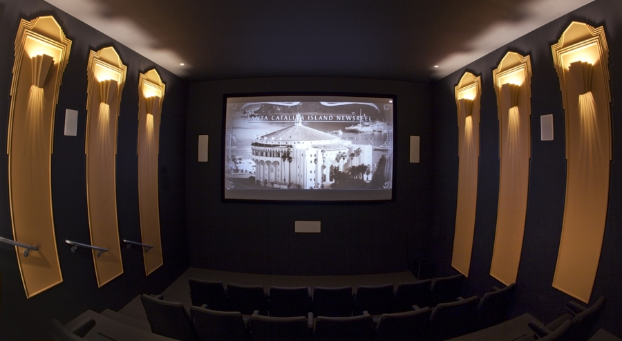 Brown Family Digital Theater