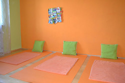 Babymassage Ingolstadt - Kursraum 2