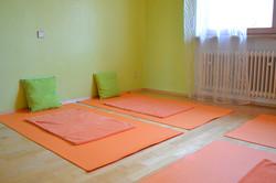 Babymassage Ingolstadt - Kursraum 1