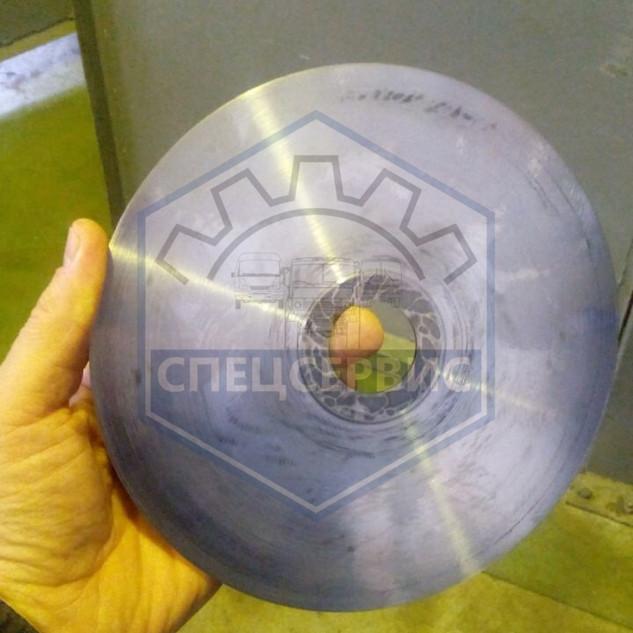 Изготовление дисковых ножей для производственного оборудования