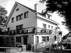 Villa – Zürichberg